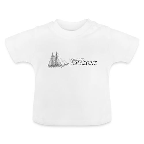 vessel-png - Vauvan t-paita