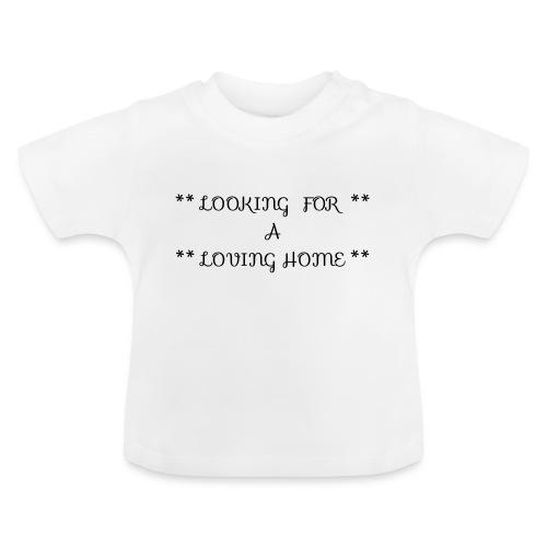 Loving home - Vauvan t-paita