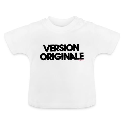 Version Original - T-shirt Bébé