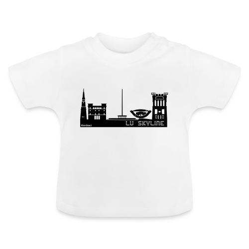 Lu skyline de Terni - Maglietta per neonato