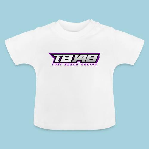Tob Logo Lila - Baby T-Shirt