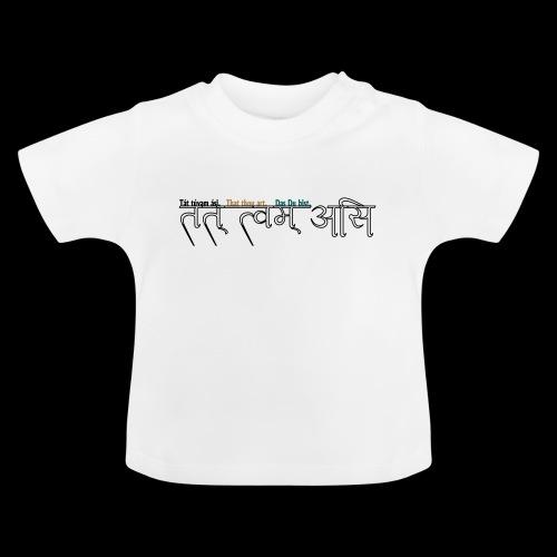 du bist's - Baby T-Shirt