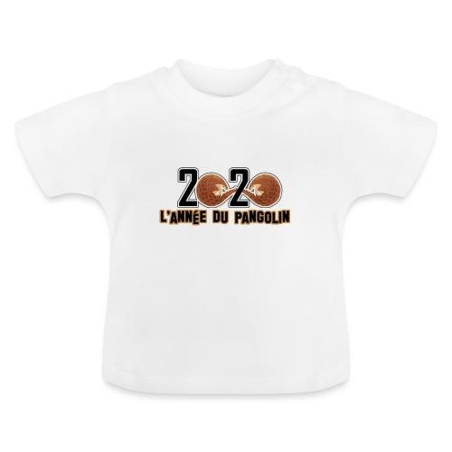 2020, année du pangolin - T-shirt Bébé