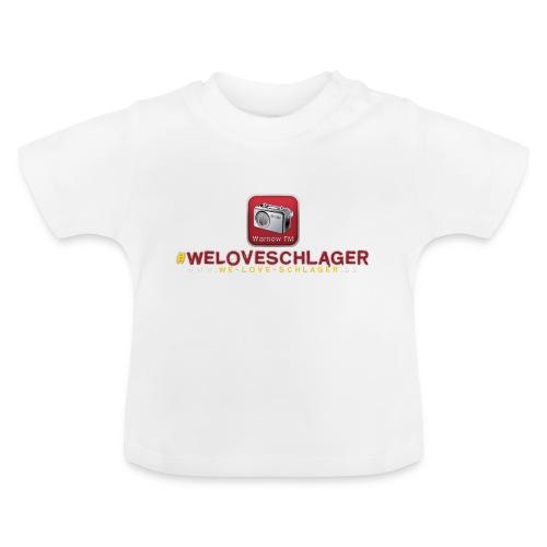 WeLoveSchlager de - Baby T-Shirt