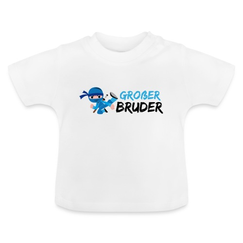 Ninja - Großer Bruder - Baby T-Shirt