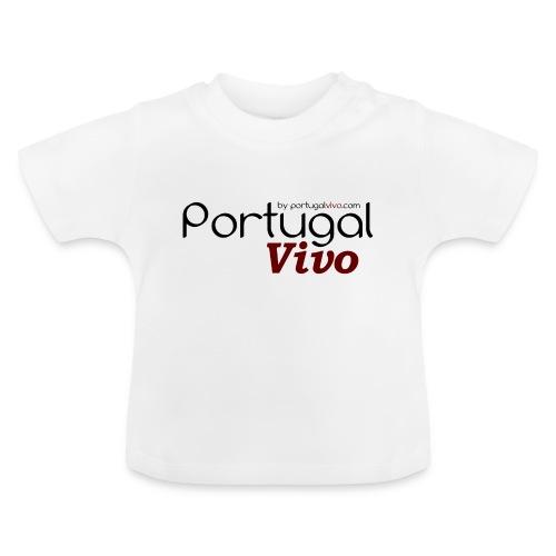 Portugal Vivo - T-shirt Bébé