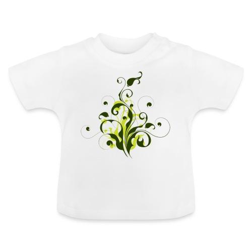 Flora - Camiseta bebé