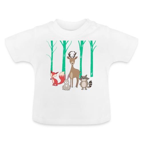Las body dziecko - Koszulka niemowlęca