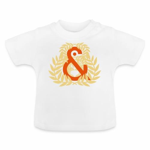 Aureola & ... - Camiseta bebé