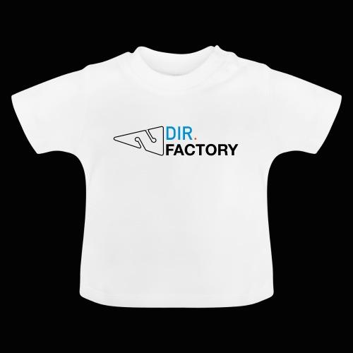 Logo mit Arrow DESIGN - Baby T-Shirt