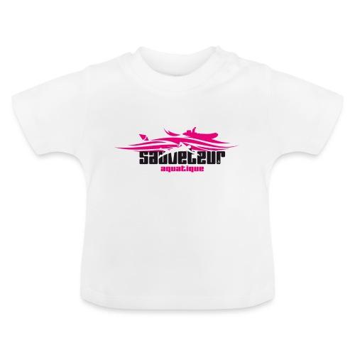 sauveteur aquatique - T-shirt Bébé