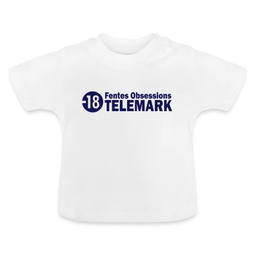 telemark fentes obsessions18 - T-shirt Bébé