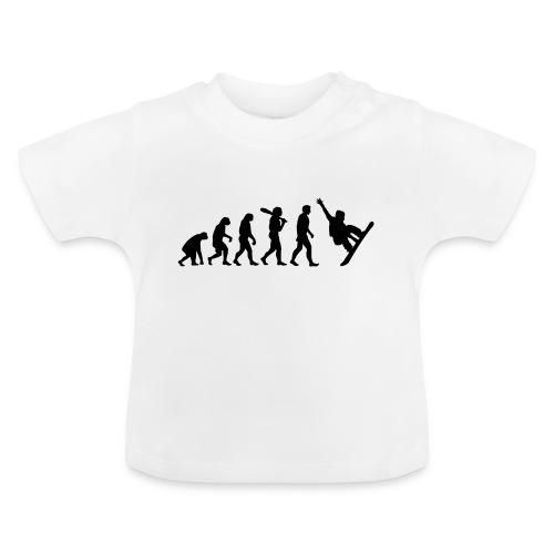Evolution Snowboard - Baby T-Shirt