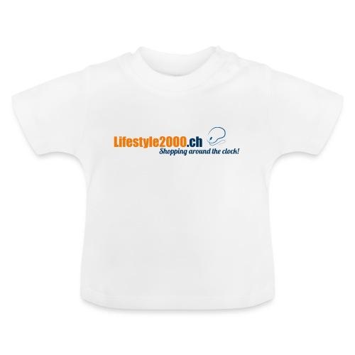 lifestyle 2000 Original Logo - Baby T-Shirt