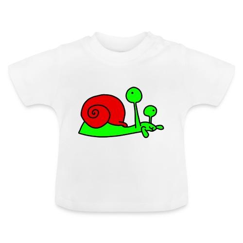 Schnecke Nr 207 von dodocomics - Baby T-Shirt