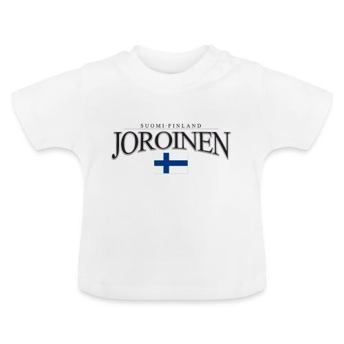 Suomipaita - Joroinen Suomi Finland - Vauvan t-paita