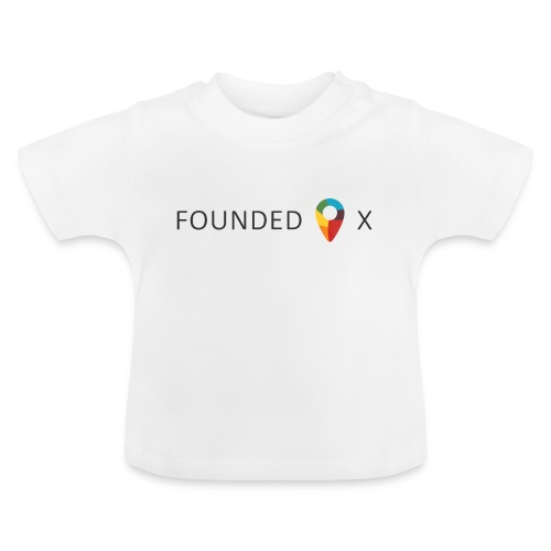 FoundedX logo png - Baby T-Shirt