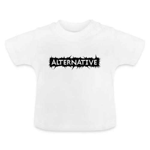 Spike T-shirt White - Koszulka niemowlęca