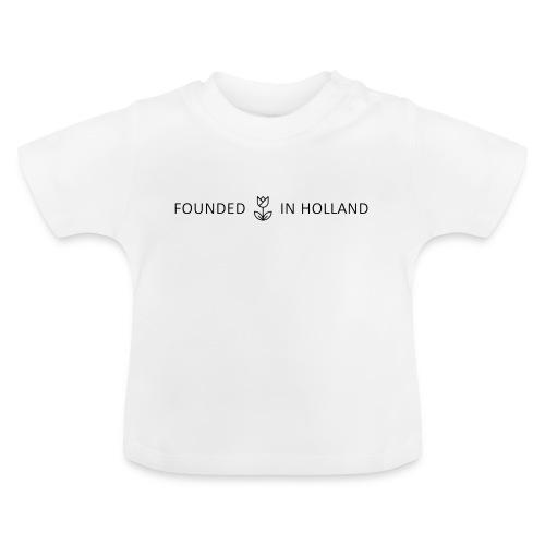logofoundedinholland - Baby T-Shirt