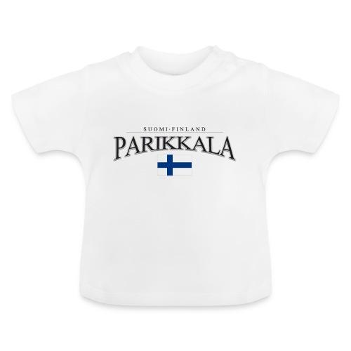 Suomipaita - Parikkala Suomi Finland - Vauvan t-paita