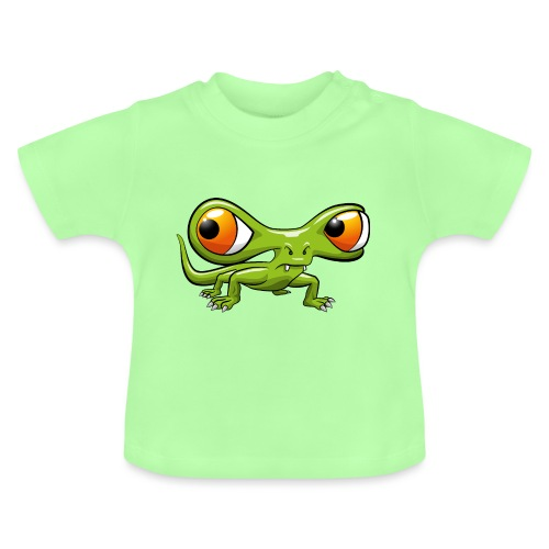 Monster Echse - Baby T-Shirt