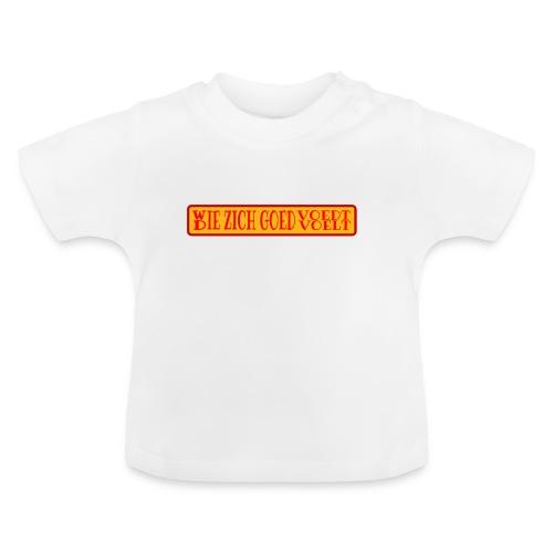 wie en die png - Baby T-Shirt