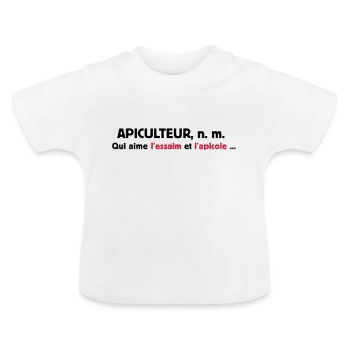 essaim - T-shirt Bébé