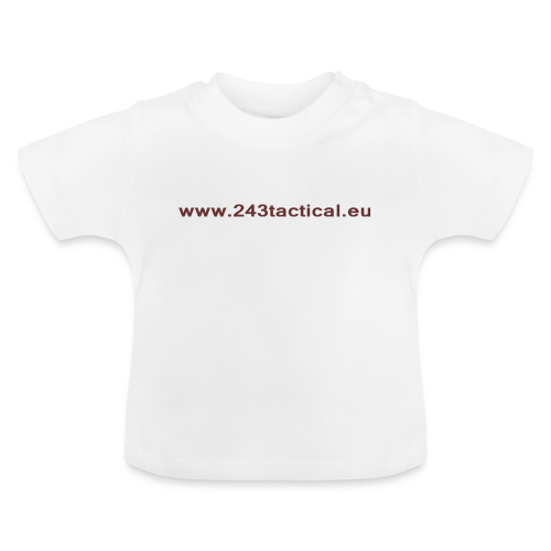 .243 Tactical Website - Baby T-shirt