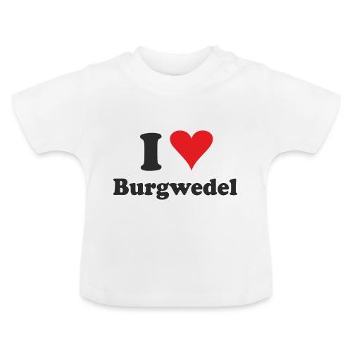 I Love Burgwedel - Baby T-Shirt