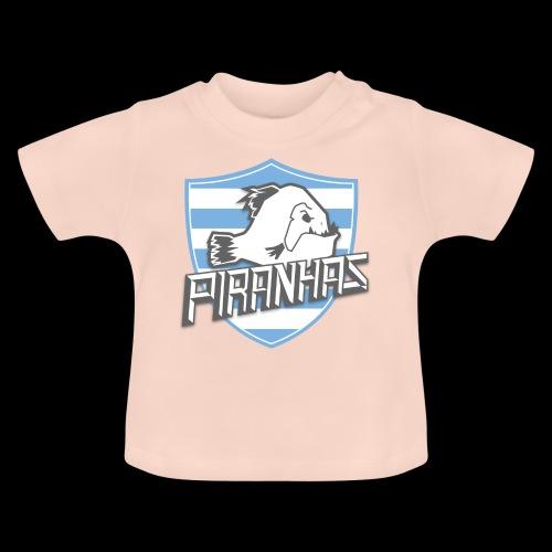 Logo Piranhas v5 - T-shirt Bébé