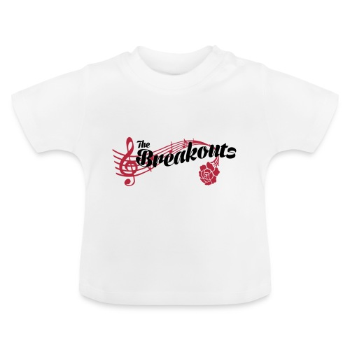 the breakouts logo - Baby-T-shirt