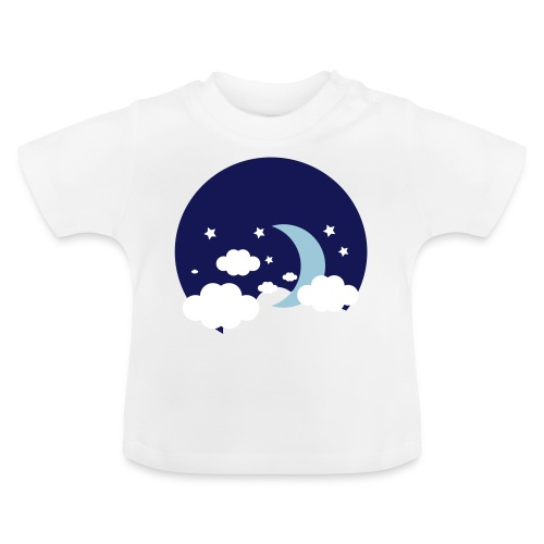 Lune - T-shirt Bébé