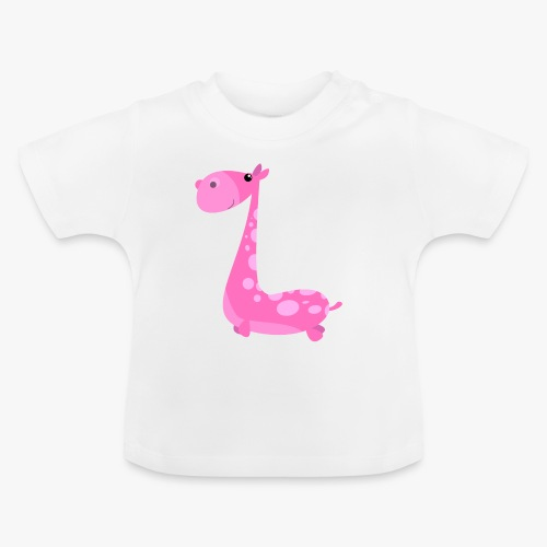 Nessy Pink - Baby T-shirt