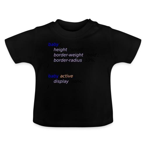 Baby with Style - Camiseta bebé