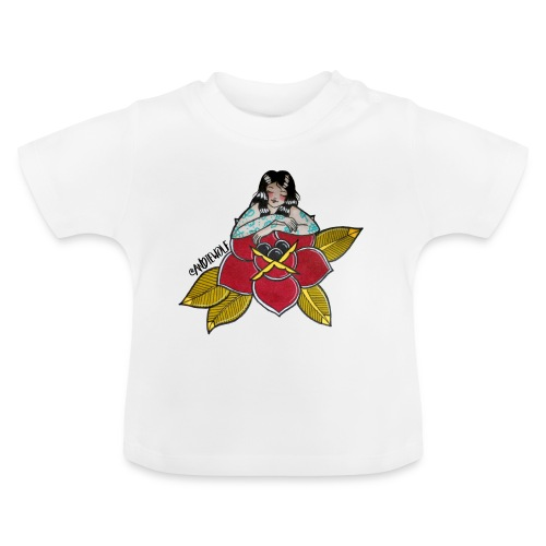 Lady Rose - Camiseta bebé