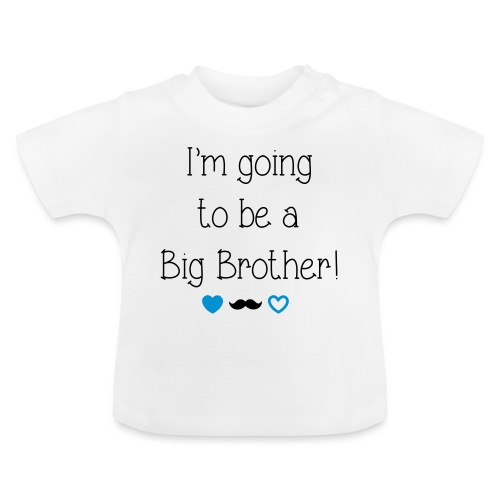 I'm going to be a big brother - Baby T-Shirt