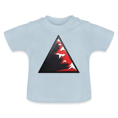 Climb high as a mountains to achieve high - Baby T-Shirt