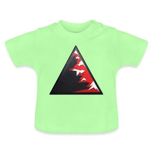 Climb high as a mountains to achieve high - Baby T-Shirt