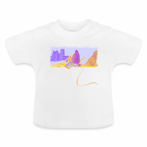 Burgen, Rhein, Loreley - Baby T-Shirt