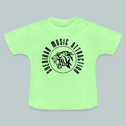 Sherikan Logo - Baby-T-shirt