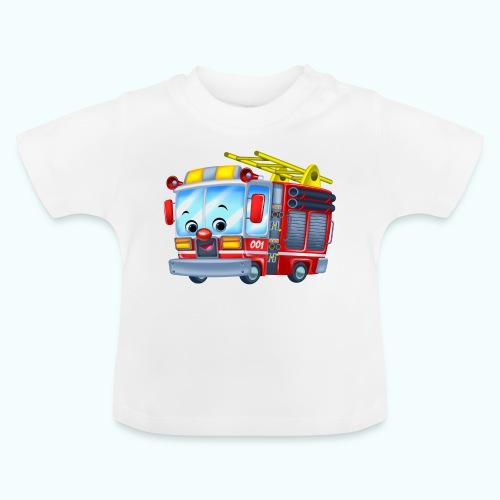Firetruck Arthur Collection - Baby T-Shirt