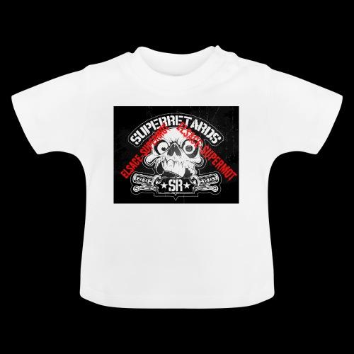 elsace-supermot - T-shirt Bébé