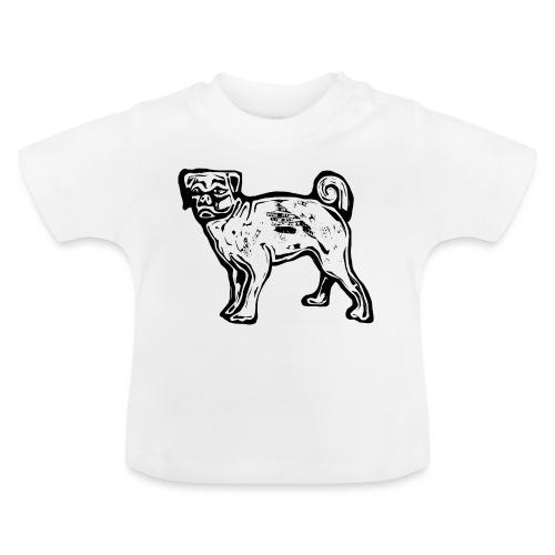 Pug Dog - Baby T-Shirt