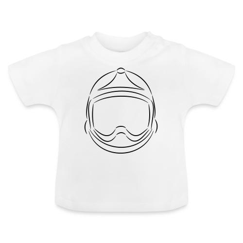 casque pompier xf - T-shirt Bébé