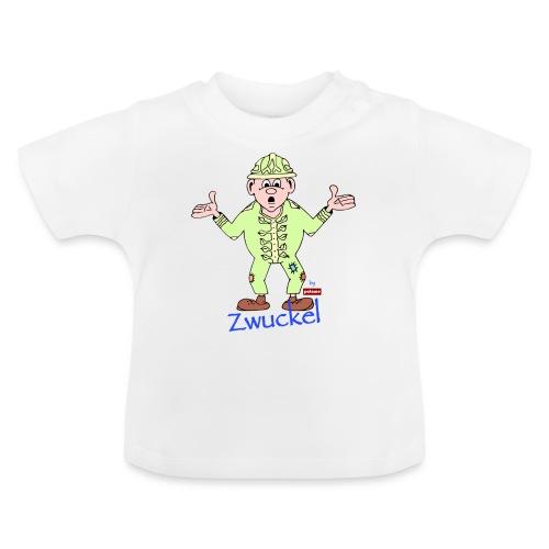 patame Zwuckel Blau - Baby T-Shirt