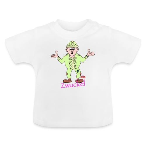patame Zwuckel Rosa - Baby T-Shirt