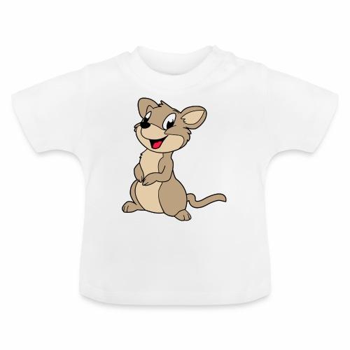Rennmaus - Baby T-Shirt
