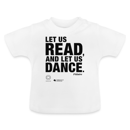 LET US READ | Bookish Merch - Baby T-Shirt