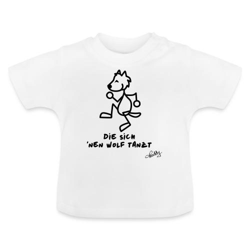 Die sich nen Wolf tanzt - Baby T-Shirt