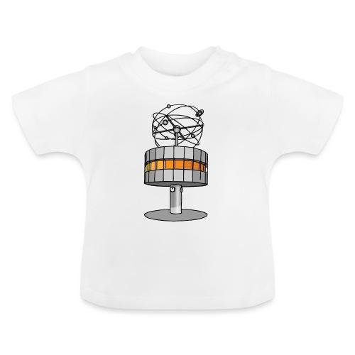 Weltzeituhr BERLIN c - Baby T-Shirt